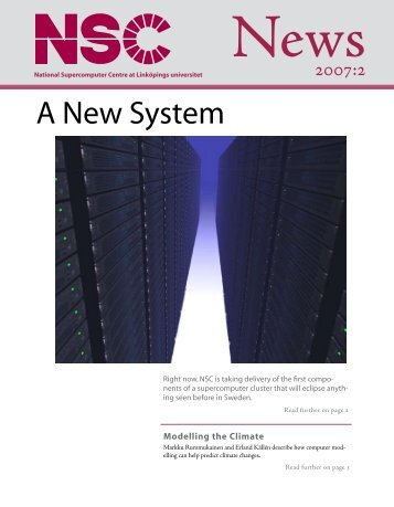 NSC News, issue 2007:2