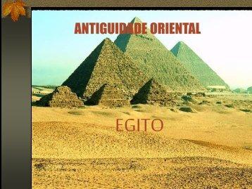 Egito Apresentação 2