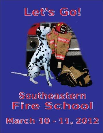 Let's Go! - South Carolina Fire Academy