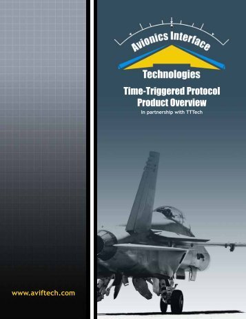 Time-Triggered Protocol Product Overview - INSTRUMENTATION ...