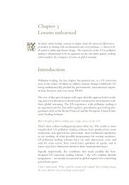 Chapter Lessons unlearned Introduction - What Next Forum