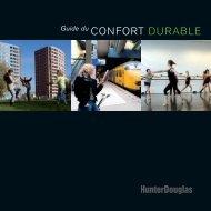 Confort - Hunter Douglas