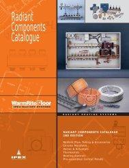Radiant Components Catalogue - Build It Solar