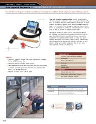 Slab Impulse Response - Olson Instruments, Inc.