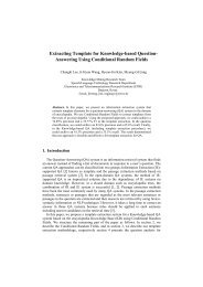 Extracting Template for Knowledge-based Question- Answering ...