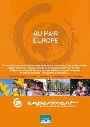 Au Pair Europe
