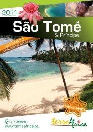 São Tomé - Terra Brasil