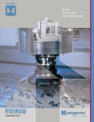 XR-Series High-Performance Vertical Machining Centers ... - Hardinge