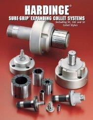 2270D Hardinge Sure-Grip Expanding Collet Systems
