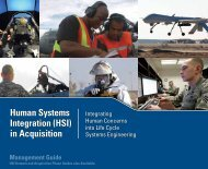 HSI In Acquisition Management Guide - Wright-Patterson Air Force ...