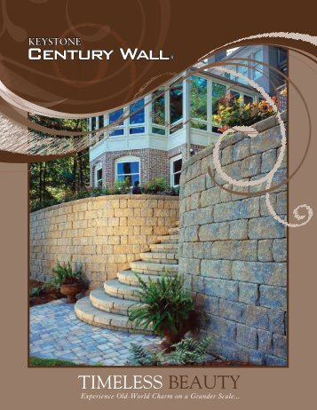 Century Wall Century Wall® Century Wall - Keystone