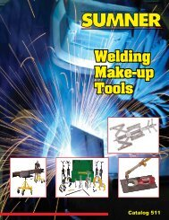 Welding Make-up Tools - National Ladder and Scaffold Co.