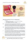 MAGIC OF MINERAL BRONZING POWDER - IKOS - Seite 2