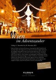 Gültig 11. November bis 26. Dezember 2011 Wien im ... - Heggli AG