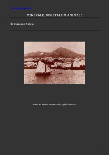 2 Giuseppe Rajola – La storia del Corallo - Vesuvioweb