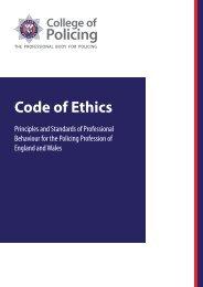 Code of Ethics 2014