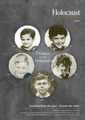 Holocaust Memorial Day - Holocaust Education Trust of Ireland