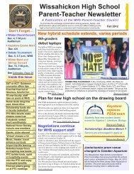 Fall 2012 - Wissahickon School District