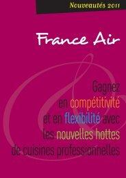 Nouveautés 2011 - France Air