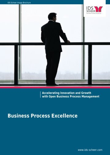 Business Process Excellence Accelerating Innovation and Growth ...