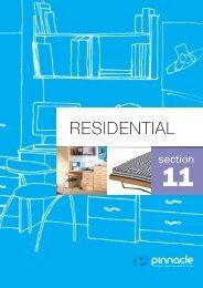 RESIDENTIAL - Pinnacle Furniture