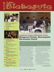 buletin - fahmina institute Cirebon