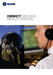 DiRECT Ground Replay Station (pdf) - Saab