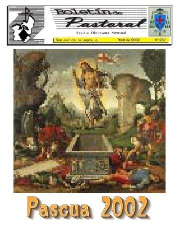 Bolentín 237 - Diócesis de San Juan de los Lagos