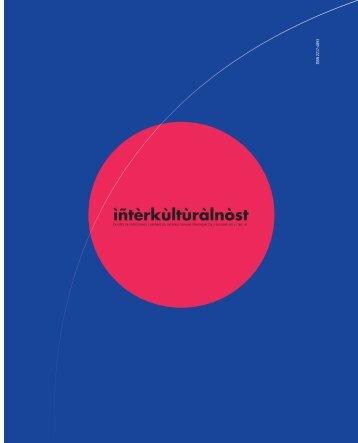 Preuzmite kompletan časopis broj 2 u PDF formatu - Portal kulture ...