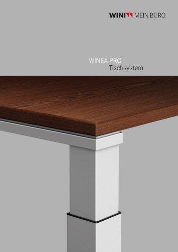 WINEA PRO Tischsystem - Heinze GmbH