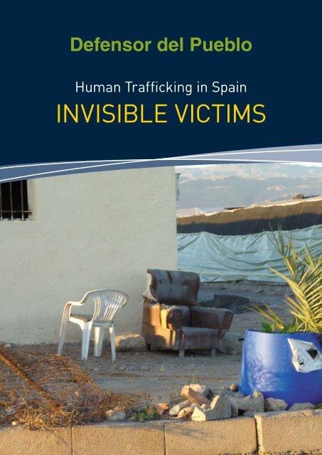 Human Trafficking in Spain: Invisible Victims - Defensor del Pueblo