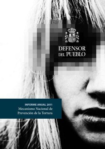 informe (PDF - 22 MB) - Defensor del Pueblo