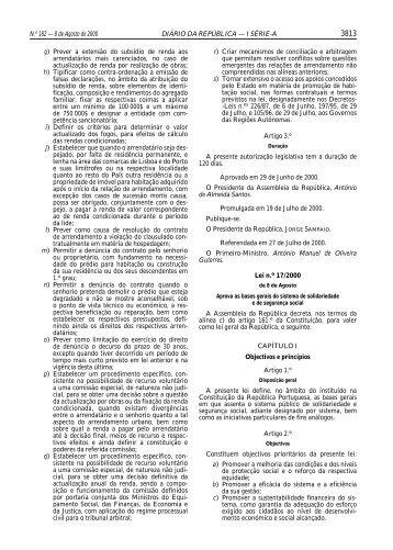 N.o 182 — 8 de Agosto de 2000 DIÁRIO DA ... - Intranet UMinho