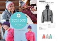 Womens Layering Catalogue