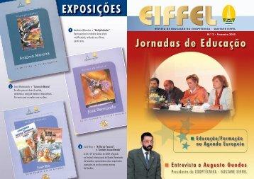 Número 3 - Escola Profissional Gustave Eiffel