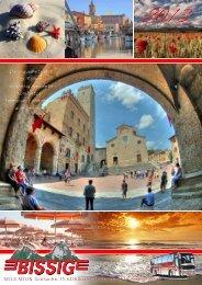 Lernen Sie mit uns Europa kennen - Bissig Reisen