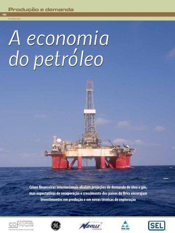 A economia do petróleo - Revista O Setor Elétrico