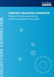 COLLECTION CONNECTOR - ConVista