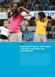 Kickz National Report 2009 - Premierleague.com