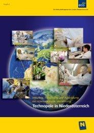 Technopole in Niederösterreich - beim TFZ Wiener Neustadt