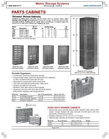 Healthcare Storage System Rousseau Metal