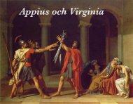 Appius och Virginia - fritenkaren.se