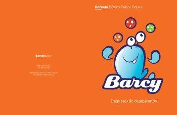 Descargue los paquetes de cumpleaños - Barcelo.com