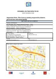 This form is jointly prepared by district governorate and municipality.