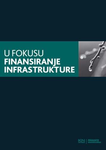 u fokusu finansiranje infrastrukture - Karanovic & Nikolic