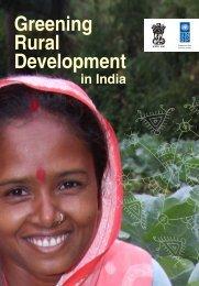 Report - Ministry of Rural Development