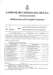 Adesione formale al Patto dei Sindaci (Convenant of Mayors)