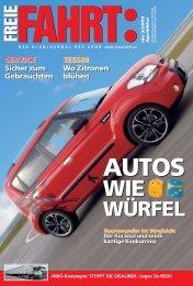 Gesamte Ausgabe als PDF - Freie Fahrt