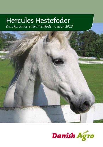 Hercules Hestefoder - Danish Agro