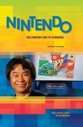 Nintendo: The Company and its Founders - Sharyland ISD